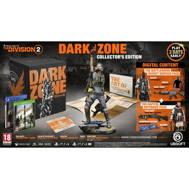 Tom Clancy's The Division 2 - The Dark Zone Collector's Edition