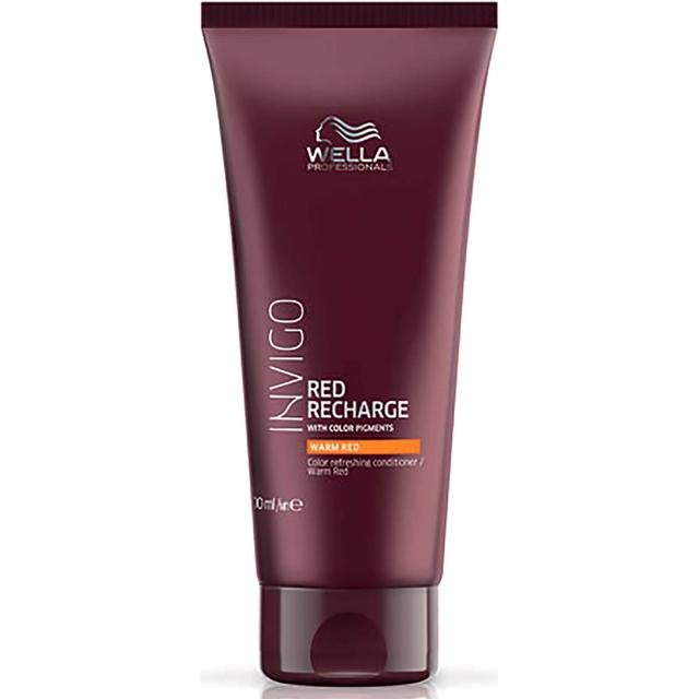 Wella Color Recharge Warm Red Conditioner 200ml