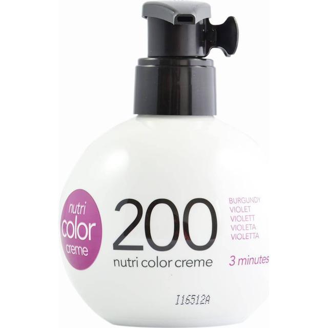 Revlon Nutri Color Creme #200 Burgundy Violet 250ml