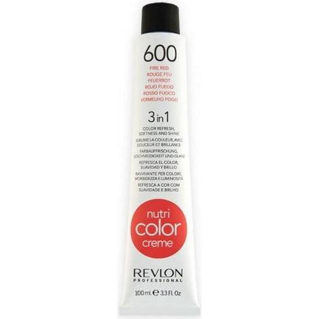 Revlon Nutri Color Creme #600 Fire Red 100ml