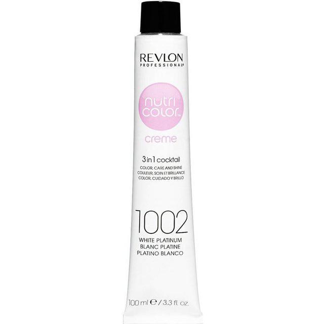 Revlon Nutri Color Creme #1002 White Platinum 100ml