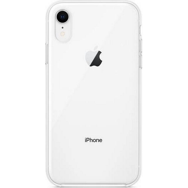 Apple Clear Case (iPhone XR)