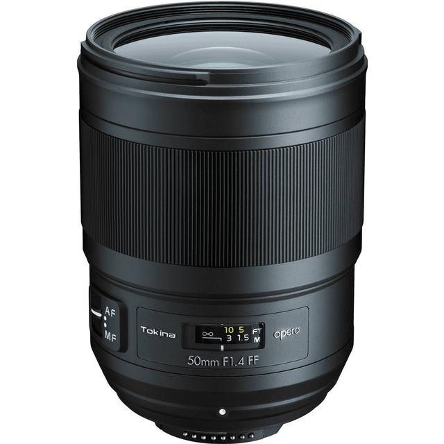 Tokina Opera 50mm F1.4 FF for Nikon F