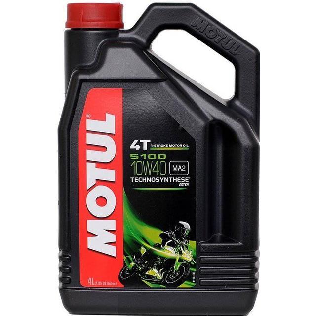 Motul 5100 4T 10W-40 4L Motor Oil