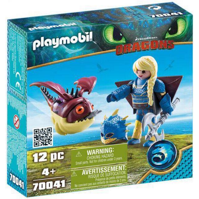 Playmobil Astrid with Hobgobbler 70041