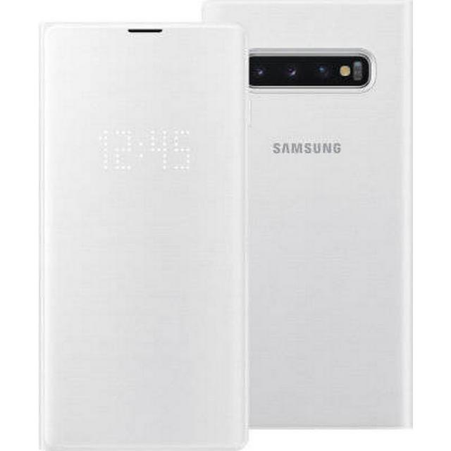 led view cover samsung s10 plus