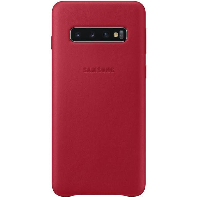 Samsung Leather Cover (Galaxy S10)