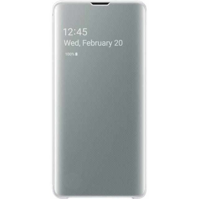 Samsung Clear View Cover (Galaxy S10)