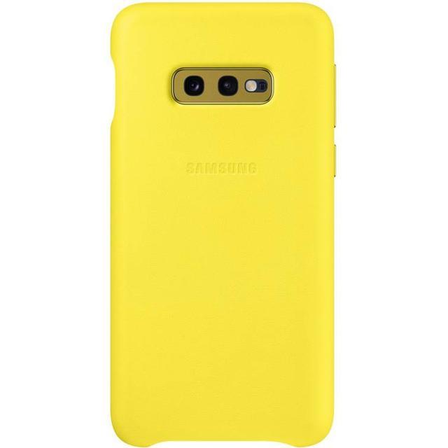 Samsung Leather Cover (Galaxy S10e)