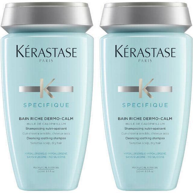 Kérastase Specifique Bain Riche Dermo-Calm 250ml 2-pack