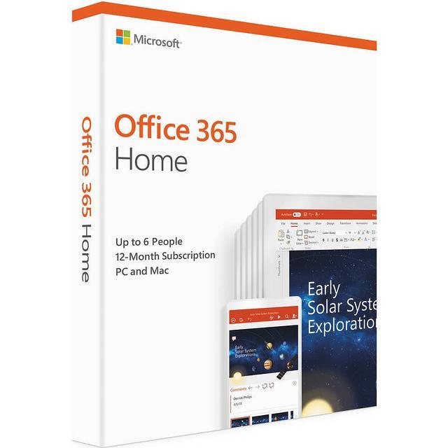 Microsoft Office 365 Home English