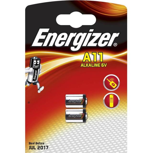 Energizer E11A 2-pack