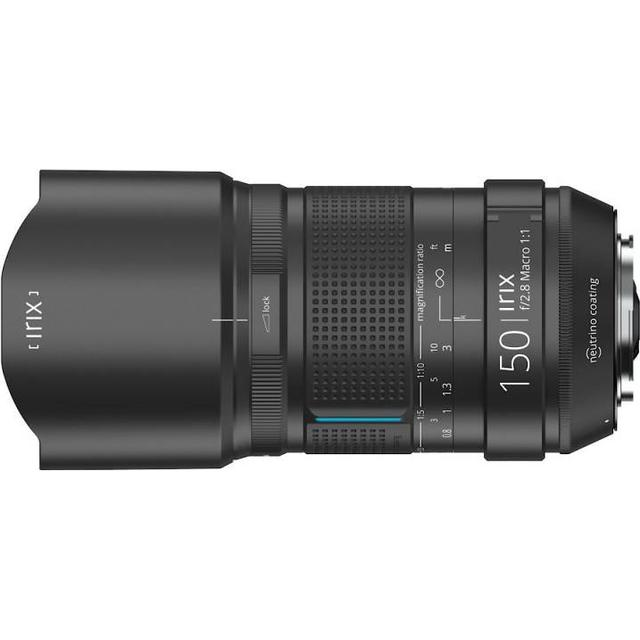 Irix 150mm F2.8 Macro Dragonfly for Canon EF