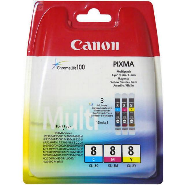 Canon (0621B026) Original Ink Multicolour 39 ml 1260 Pages