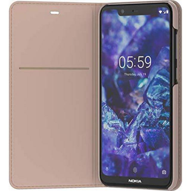 Nokia Entertainment Flip Cover (Nokia 5.1 Plus)