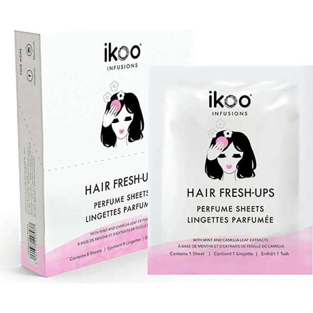 Ikoo Fresh Hair-Ups Perfume Sheets 8-pack
