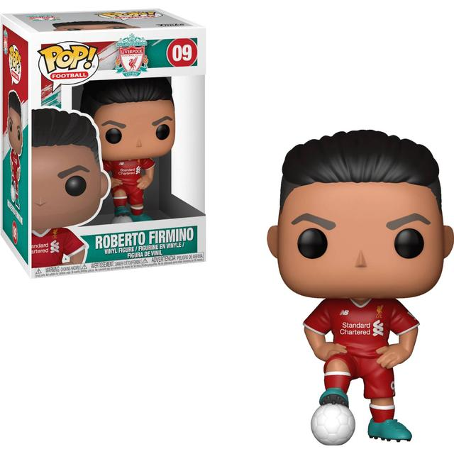 Funko Pop! Football Liverpool Roberto Firmino