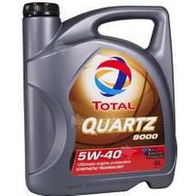 Total Quartz 9000 5W-40 4L Motor Oil