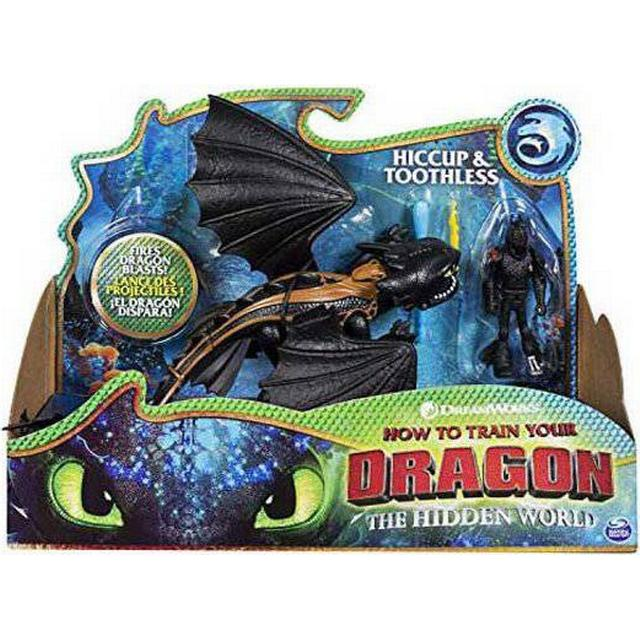 Spin Master Dreamworks How to Train Your Dragon 3 Hiccup & Toothless