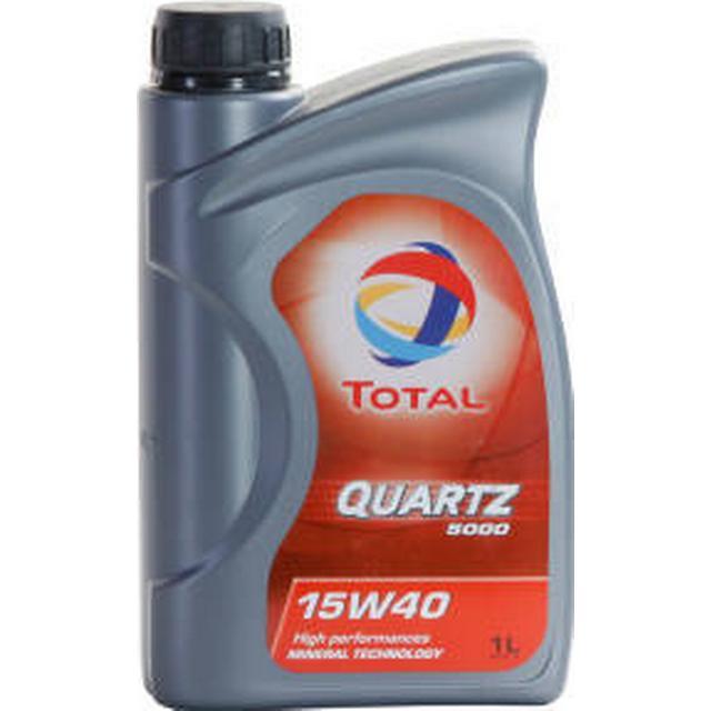 Total Quartz 5000 15W-40 1L Motor Oil