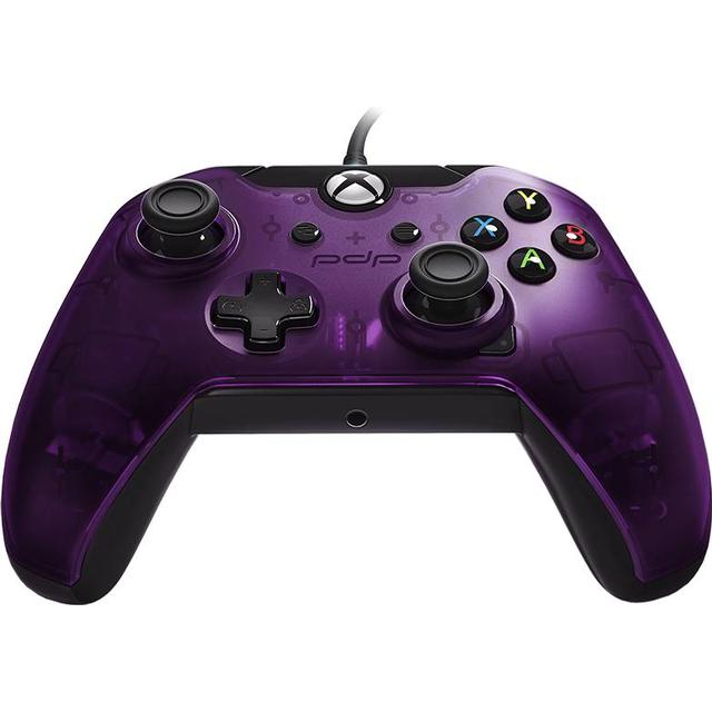 PDP Wired Controller - Purple (Xbox One/PC)