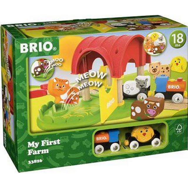 Brio My First Farm 33826