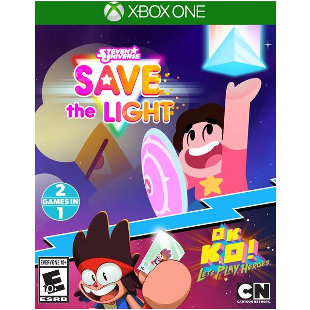 Steven Universe: Save the Light & OK KO! Let's Play Heroes