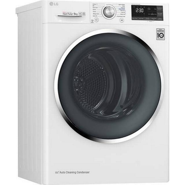 LG RC80U2AV2W White