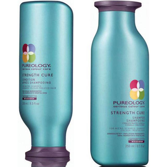 Pureology Strength Cure Shampoo + Condition Duo 2x250ml