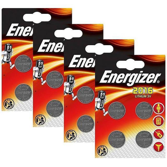 Energizer CR2016 Compatible 16-pack
