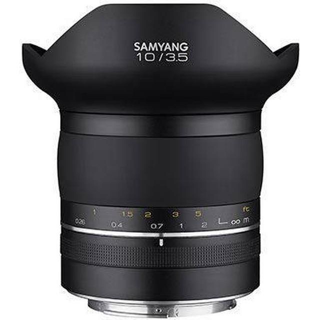 Samyang XP 10mm F3.5 for Canon EF
