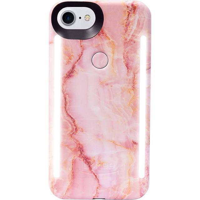 LuMee Duo Marble Case (iPhone 6/6S/7/8)