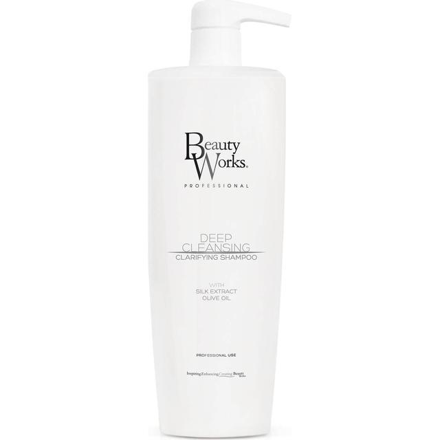 Beauty Works Deep Cleansing Clarifying Shampoo 1000ml