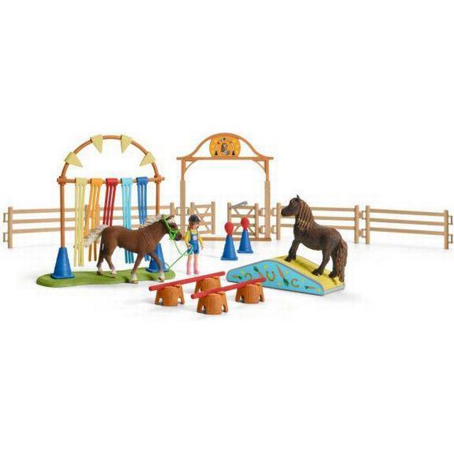 Schleich Pony Agility Training 42481