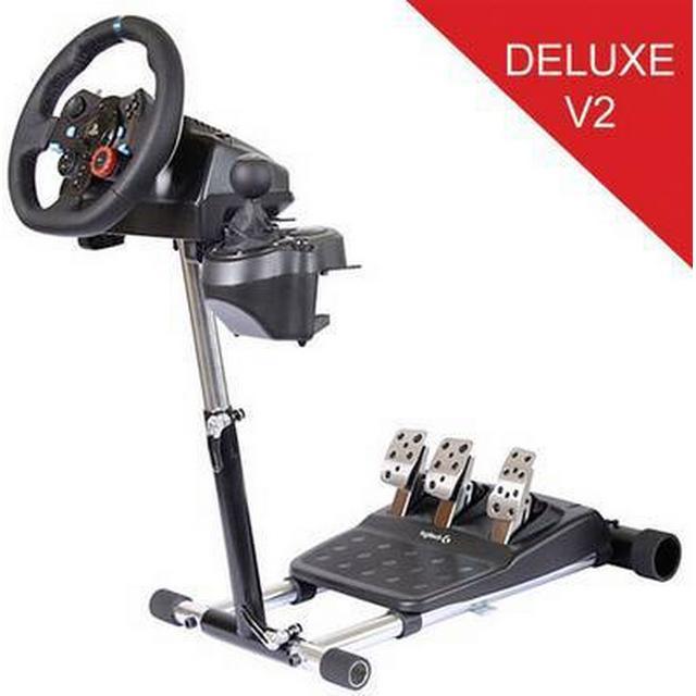 Steering Wheel Logitech G29/920/27/25 Deluxe V2 - Black