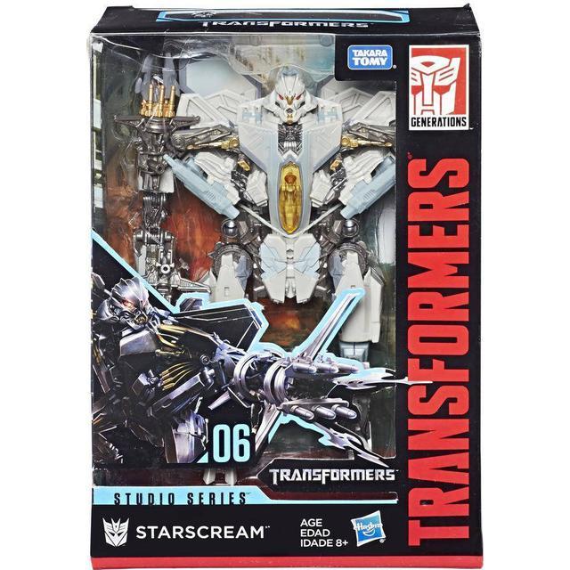 Hasbro Transformers Studio Series 06 Voyager Class Movie 1 Starscream E0774