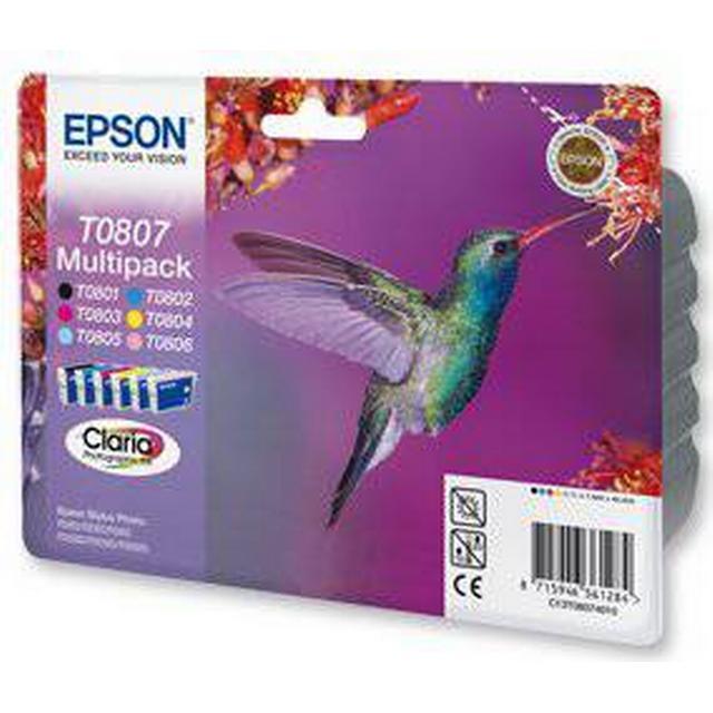 Epson (C13T08074010) Original Ink Black, Multicolour 44.4 ml