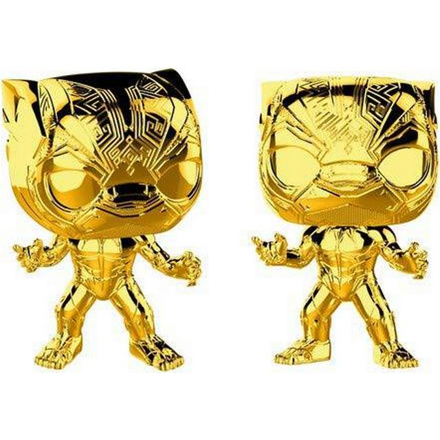 Funko Pop! Marvel Studio's 10th Anniversary Black Panther
