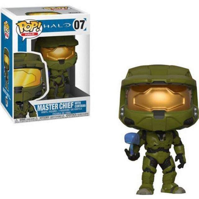 Funko Pop! Halo Master Chief with Cortana