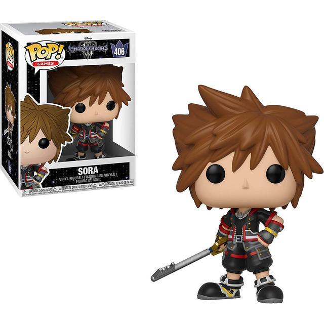 Funko Pop! Games Kingdom Hearts Sora