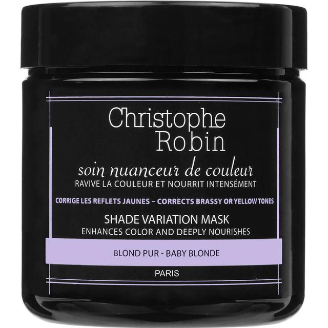 Christophe Robin Shade Variation Mask Baby Blond 250ml
