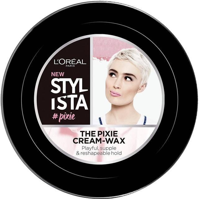 L'Oreal Paris Stylista the Pixie Cream Wax 75ml