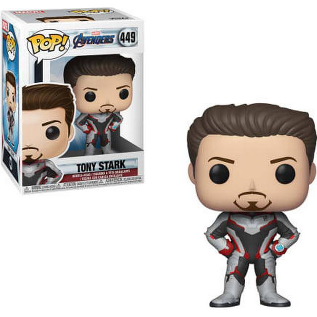 Funko Pop! Marvel Avengers End Game Tony Stark