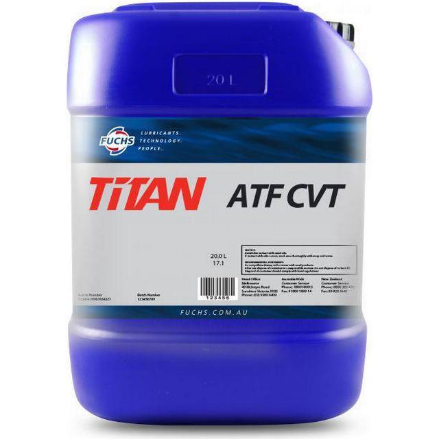 Fuchs Titan ATF CVT 20L Automatic Transmission Oil