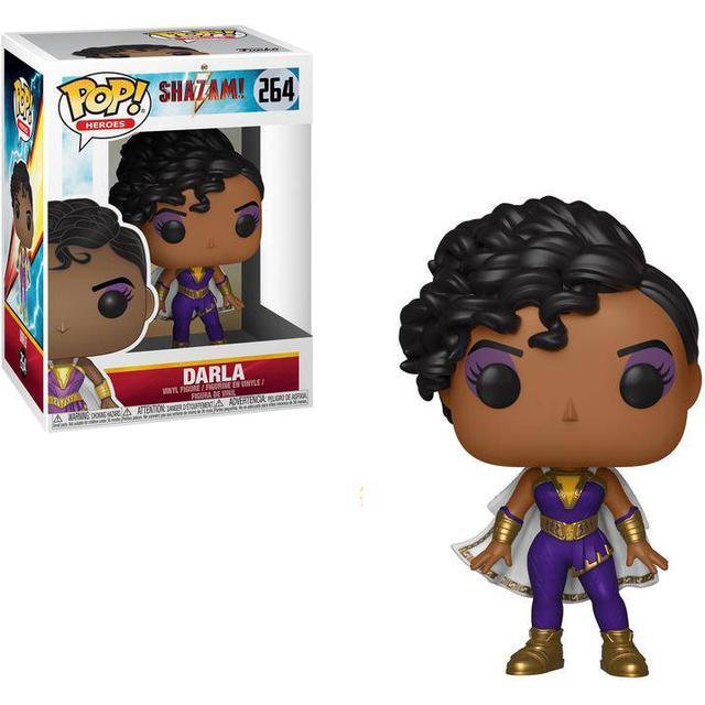 Funko Pop! Heroes Shazam Darla