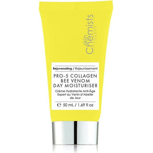 skinChemists Pro-5 Collagen Bee Venom Day Moisturiser 50ml