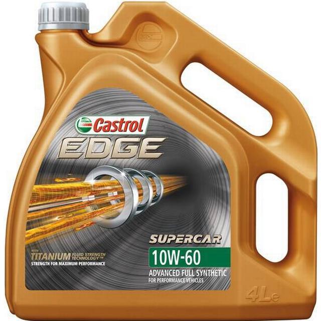 Castrol Edge Supercar 10W-60 4L Motor Oil