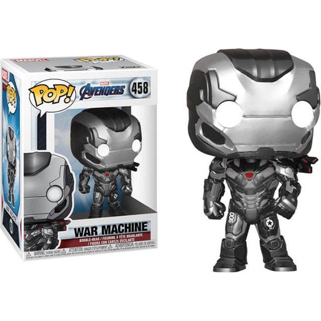 Funko Pop! Marvel Avengers End Game War Machine
