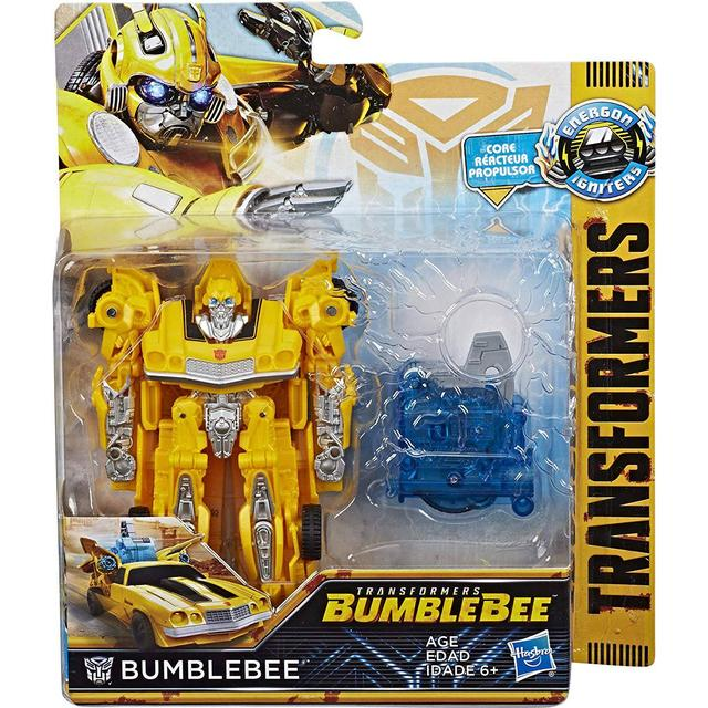 Hasbro Transformers Bumblebee Energon Igniters Power Plus Series Bumblebee E2092