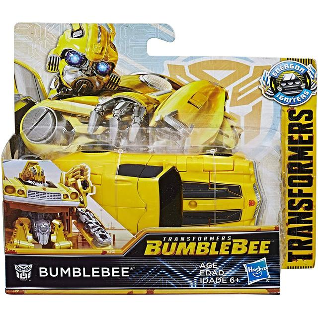 Hasbro Transformers Bumblebee Energon Igniters Power Series Bumblebee E0759